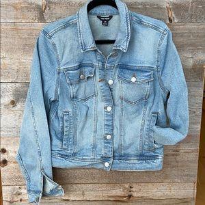 Joe Fresh Jean Jacket Size Large